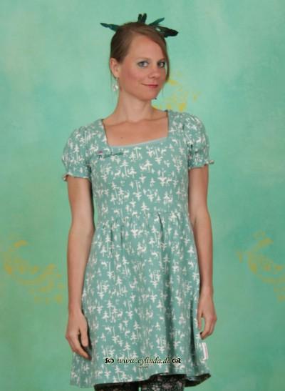 Kleid, Zapfpuppe Dress, deep-forest