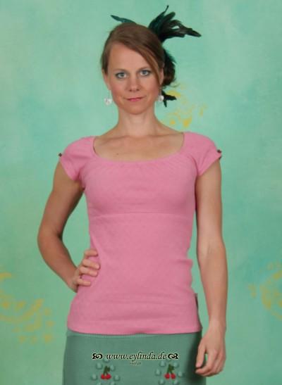 T-Shirt, Bratwurst Carmen Tee, antique-pink