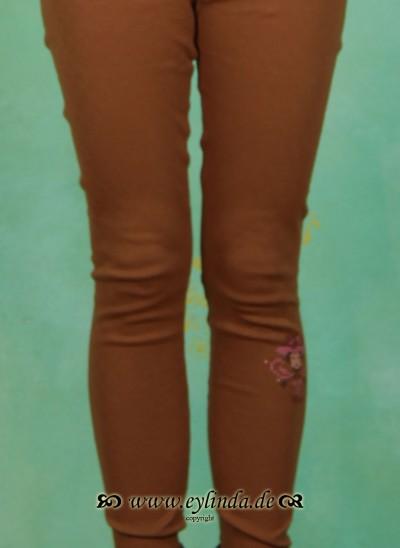 Leggins, Vorderzarten Beine, caramel-n-cinnamon