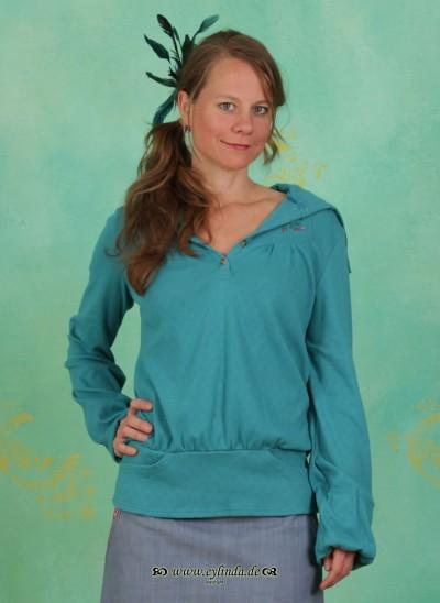 Rolli, Leni Latzerl Turtle, folkloristic-turquoise