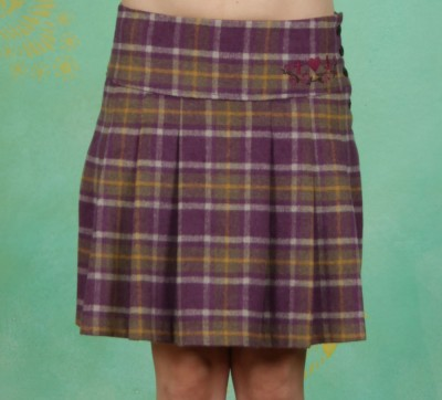 Rock, Plaidmaid Shortskirt, masonry-glam