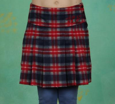 Rock, Plaidmaid Shortskirt, tartan-affair