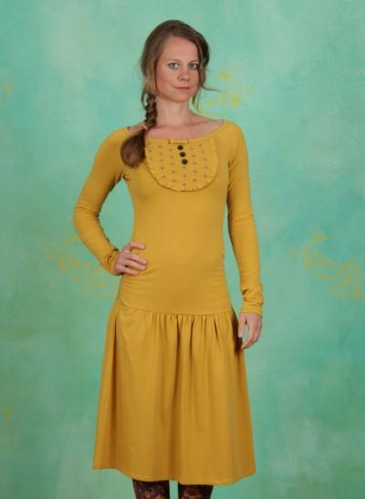 Kleid, Dinah'S Dinner Dress, golden-melange