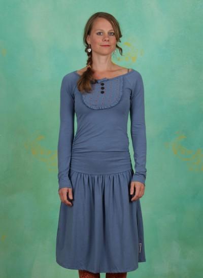 Kleid, Dinah'S Dinner Dress, indigo-melange