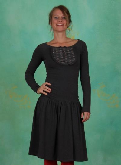 Kleid, Dinah'S Dinner Dress, moonless-melange