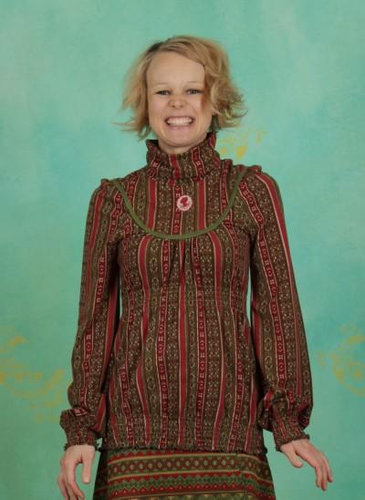 Pullover, Liz Leizure Turtle, oriental-souvenir