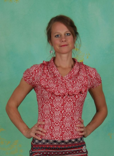 Shirt, Clever Cachette, dolce-vita-ornamental
