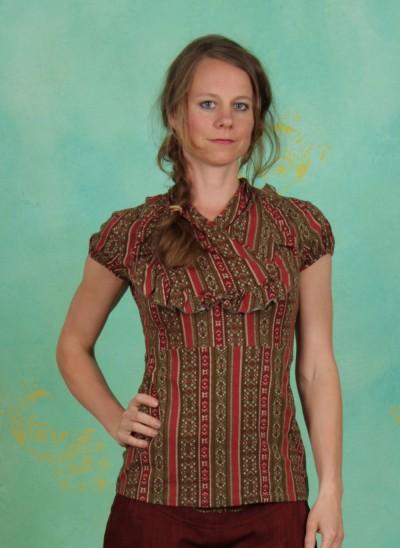 Shirt, Clever Cachette, oriental-souvenir