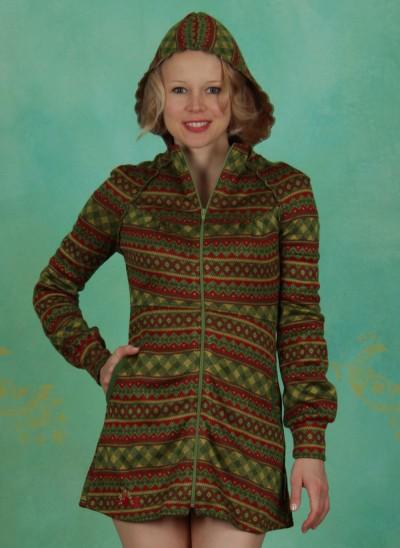 Cardigan, Contenance Cardigan, yesterdays-garden-knit