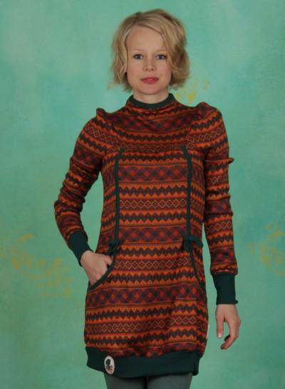 Longsweat, Luscious Longsweat, aunty-emmas-knit