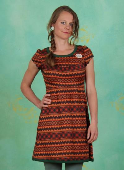Kleid, Kränzchen Kleid, aunty-emmas-knit