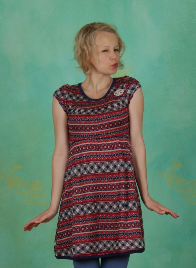 Kleid, Kränzchen Kleid, mac-elliots-knit