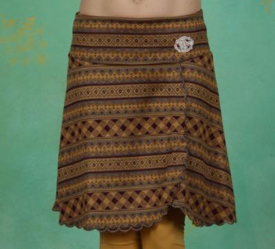 Rock, Aunty'S Apron, fine-drapery-knit