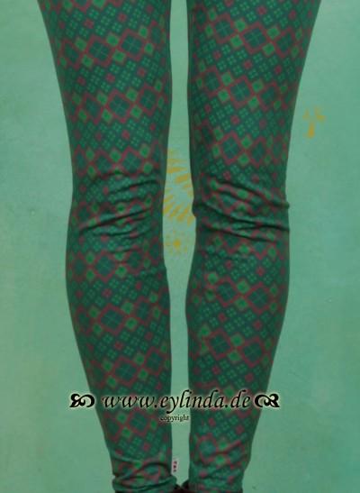 Leggins, Fiddlestring Legs, balalaika-decor