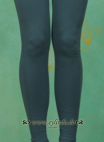 Leggins, Logo Leggins, dark-turquoise