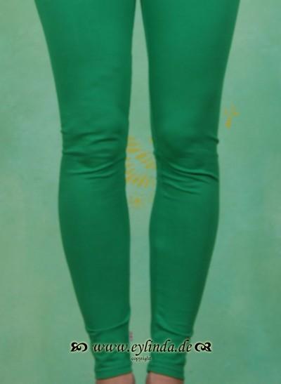 Leggins, Logo Leggins, woodruff-green