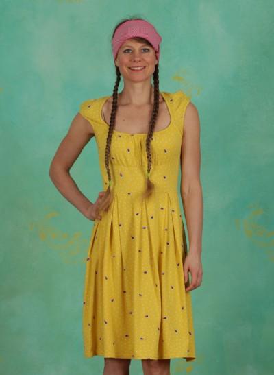 Kleid, Glockengeläut Robe, fly-over-alpine