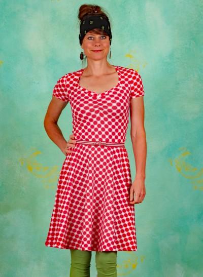 Kleid, Mze Kze Dress, spot-the-dot