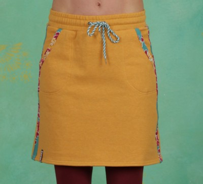 Rock, Sporty Sister Skirt, retro-yellow