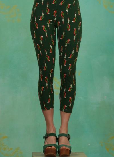 Leggins, Happy Holiday  Legs, parrot-parody