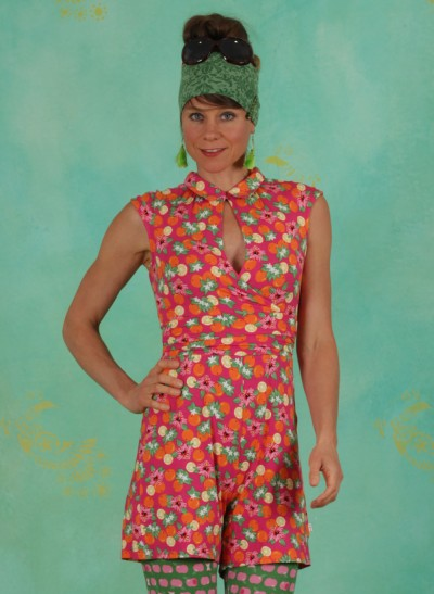 Jumpsuit, Sunny Day Suit, fruits-for-sweeties