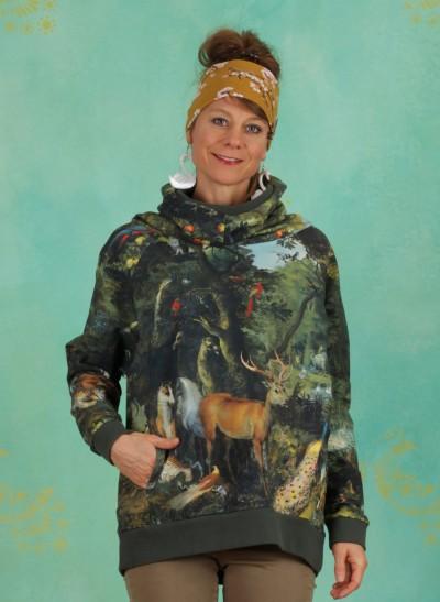 Pullover, Matrioschkas Armour, forest-of-dreams