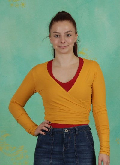 Bolero, 0014, yellow