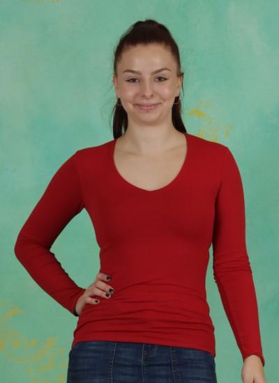 Shirt, 0023, red