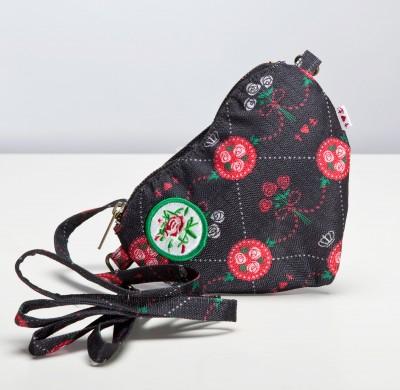 Tasche, Heart Bag, rose of england