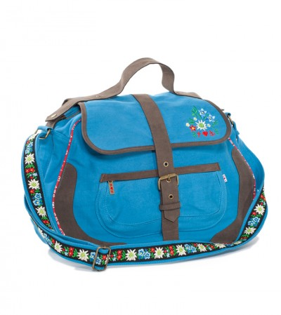 Tasche, Mountain-Picnic-Packer, gentian-blue