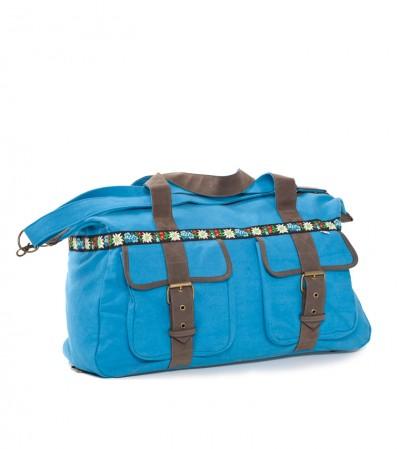 Tasche, Bergdoctors Big-Bag, gentian-blue