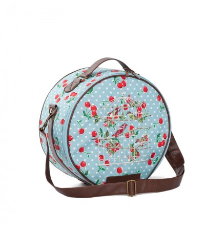 Tasche, Chapeau Claque Pack, polka-cherries