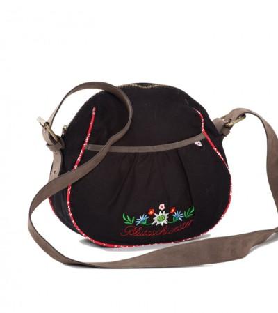 Tasche, Holdudie-Heidi-Bag, ebony-black