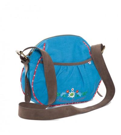 Tasche, Holdudie-Heidi-Bag, gentian-blue