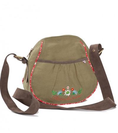 Tasche, Holdudie-Heidi-Bag, loden-green
