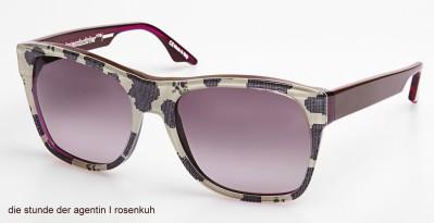 Sonnenbrille, Die Stunde der Agentin, rosenkuh