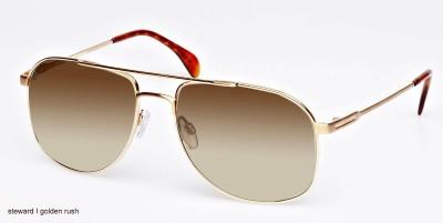 Sonnenbrille, Stewart, golden rush
