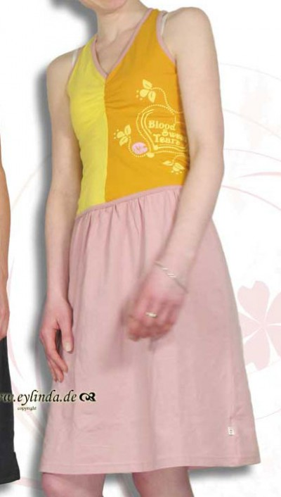 Kleid, 011508019, honey blossom