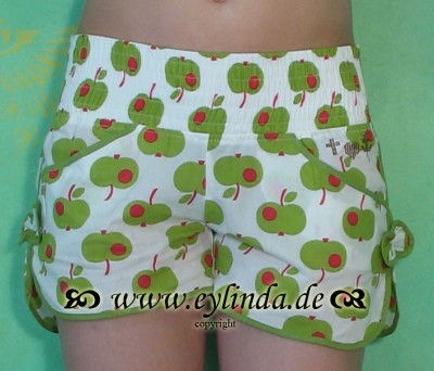 Hose, Frühsport Short, big apple