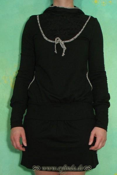 Kleid, Frau Lace Longtune, coalmiener