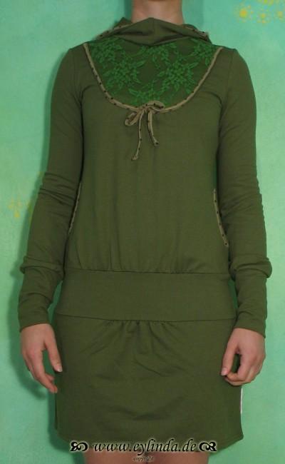 Kleid, Frau Lace Longtune, gardener
