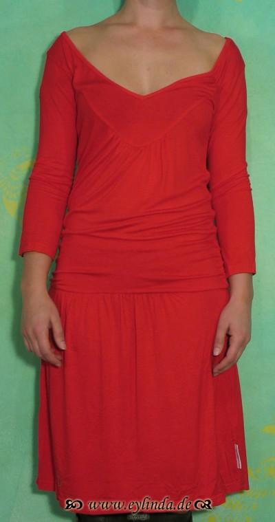 Kleid, Adrette Suzette, red lips