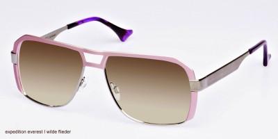 Sonnenbrille, Expedition Everest, wilder flieder