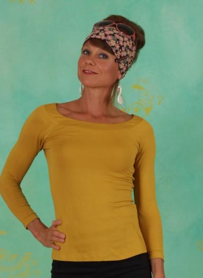 Shirt, 06770-876, yellow