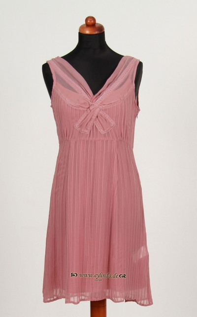 Kleid, Camel Opa Chiffon, pigment