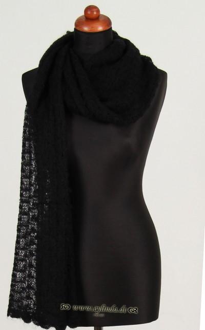 Schal, Constance Acc., black