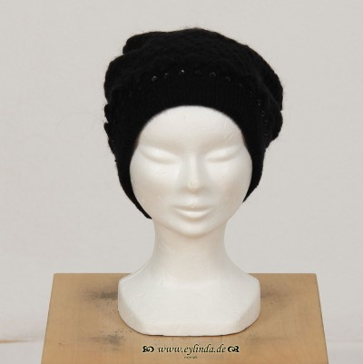 Mütze, Constance Acc., black