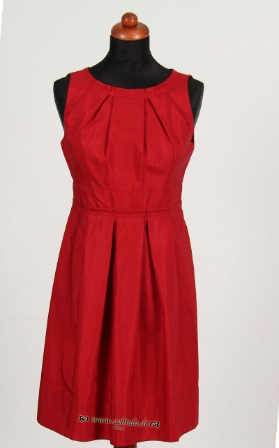 Kleid, Tehta Taft, heat