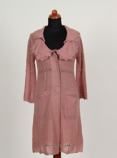 Cardigan, Crux Knit, pigment