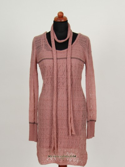 Kleid, Crux Knit, pigment